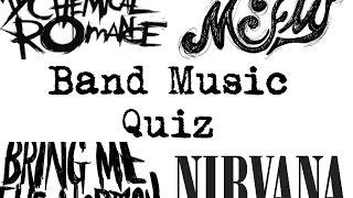Band Music (Quiz)   TenFourTen