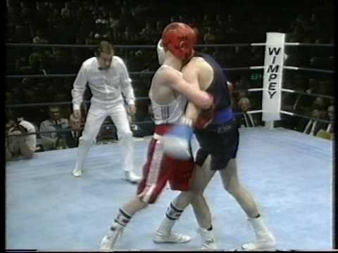 1991 Senior ABA Finals - Royal Albert Hall, London
