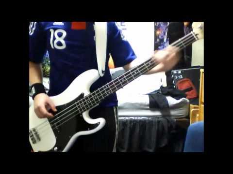 Orange Range - Viva Rock Bass Cover w/ Tabs