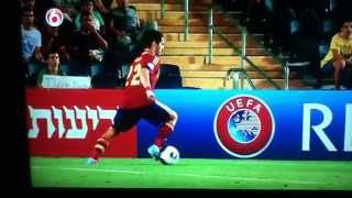 Magic Trick Isco Spain vs Russia European Championship U21 (HD)