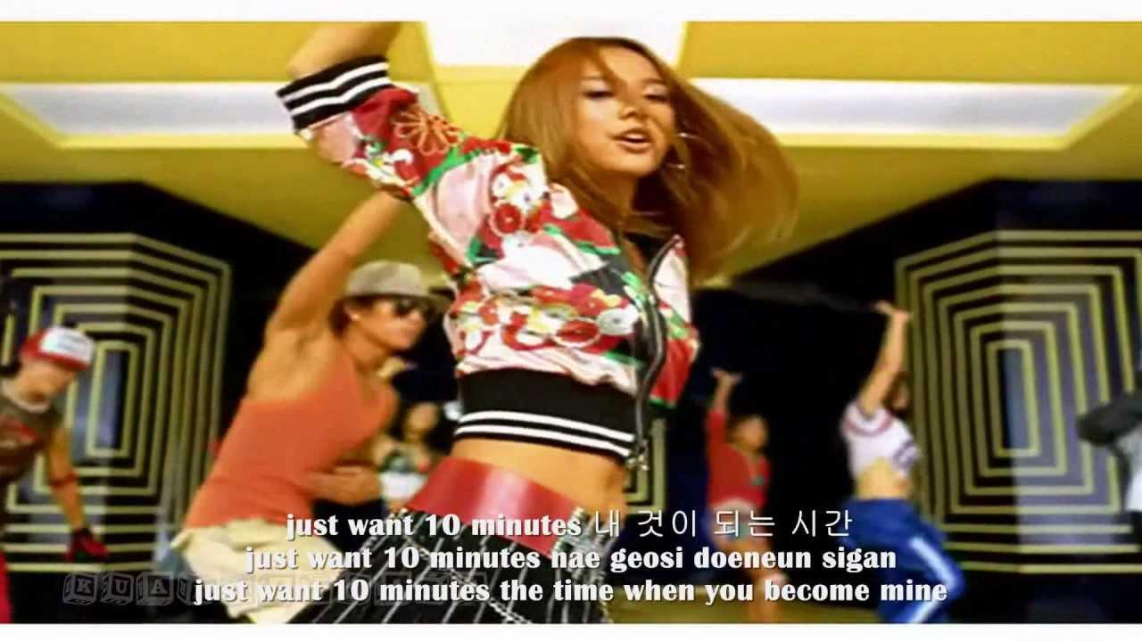hyori 10 minutes