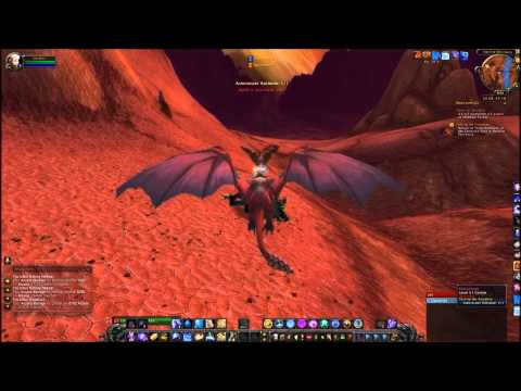 Testing the Antidote Quest - World of Warcraft