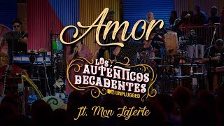 Los Auténticos Decadentes - Amor (Ft. Mon Laferte) [MTV Unplugged] thumbnail