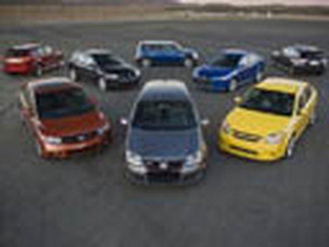 Part 2: Sport Compact Car Comparison