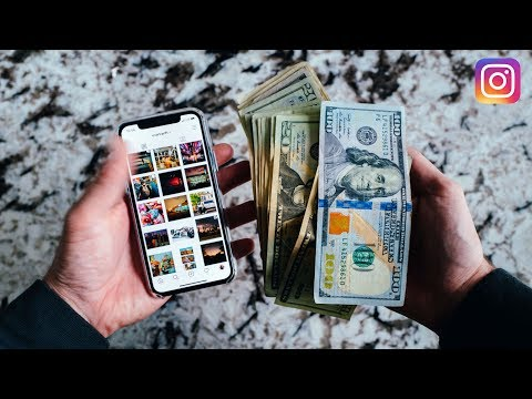 Small Instagram Following- How Creatives Can Make Money