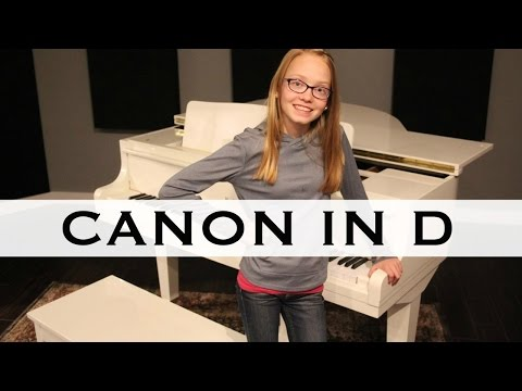 CANON IN D Piano | Pachelbel