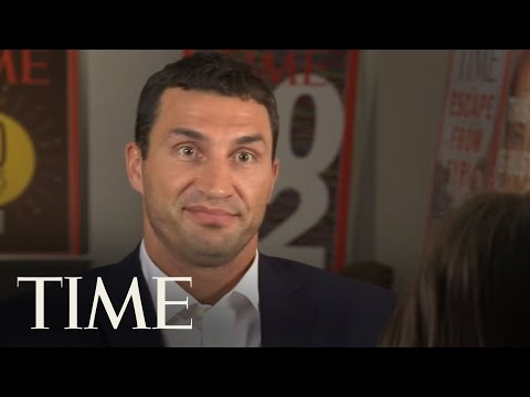 10 Questions for Wladimir Klitschko