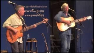 Buddy Mondlock with Mike Lindauer - Threadgill Concert, Part 1 - Kerrville Folk Festival, 2015