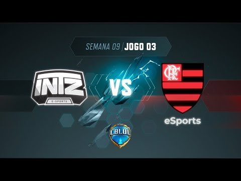 CBLoL 2019: INTZ x Flamengo (Jogo 3) | Fase de Pontos - 1ª Etapa