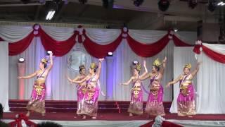 HMONG INTERNATIONAL NEW YEAR DANC3 2017:  NKAUJ HMOOB NTSA IAB