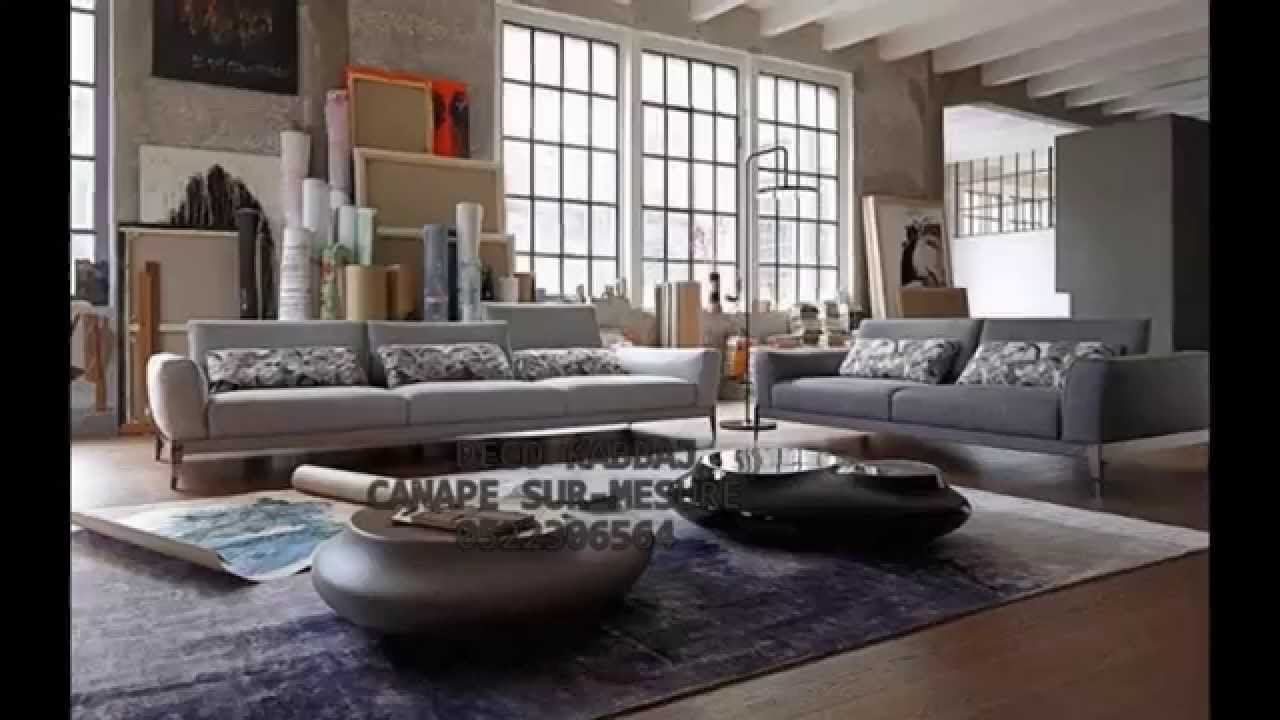 canap s et salon marocain youtube. Black Bedroom Furniture Sets. Home Design Ideas