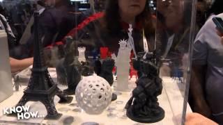 CES 2015 - XYZ Printing: Know How 127
