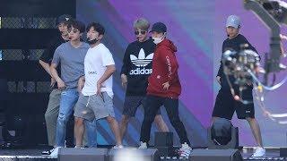 2018.09.08 DMC FESTIVAL 'Korean Music Wave' @상암문화광장 ▷ 신화(SH...