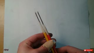 How to Sharpen a Pencil - Like an Artist