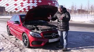 Наши тесты. Вып.870. Mercedes-Benz C450 AMG