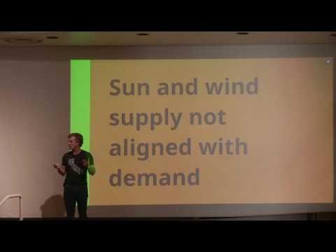 Max Dunn: The Dirty Secrets of Clean Energy, 04192017 GreenTalk 8