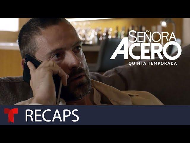 Señora Acero 5 | Recap (12/14/2018) | Telemundo Novelas