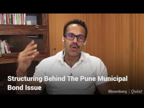 Structuring Behind The Pune Municipal Bond Issue