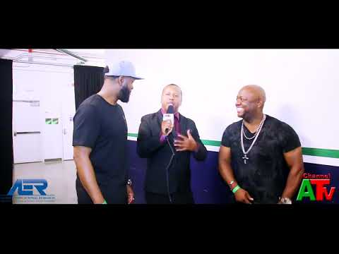 SILK- Legendary R & B Group discuss the importance of Education for the Youth
