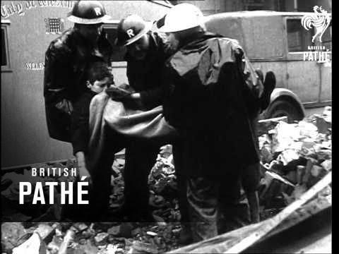 Westminster Bombed - October 1940 (1940)