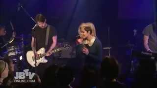 Shiny Toy Guns - Somewhere To Hide (Live at JBTV)