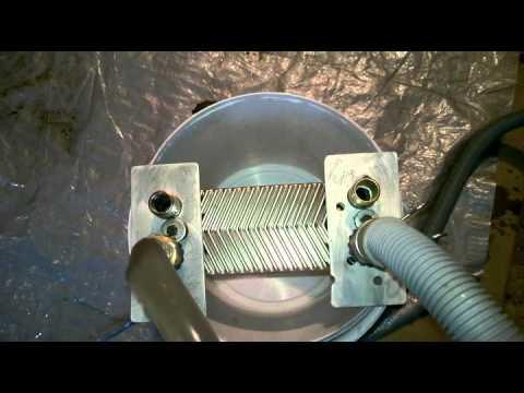Как самому промывать двухконтурный газовый котел 17