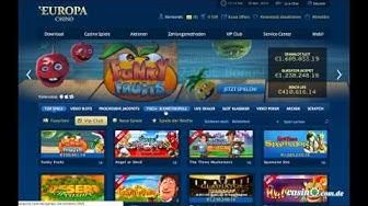 Tolle Aktionen für treue Spieler – das Europa Casino
