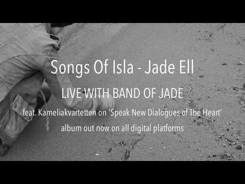 Jade Ell - teaser for Songs Of Isla  - live with Band Of Jade - feat. Kameliakvartetten