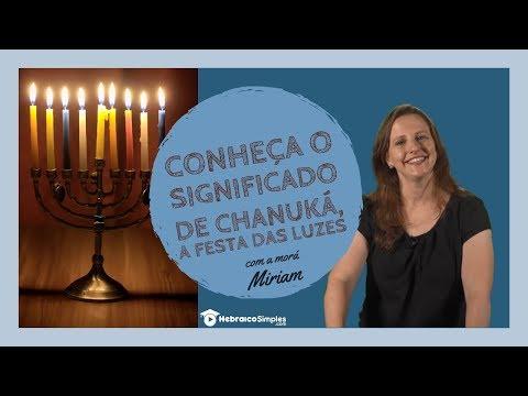 Conheça Chanuká  - A Festa Judaica Das Luzes