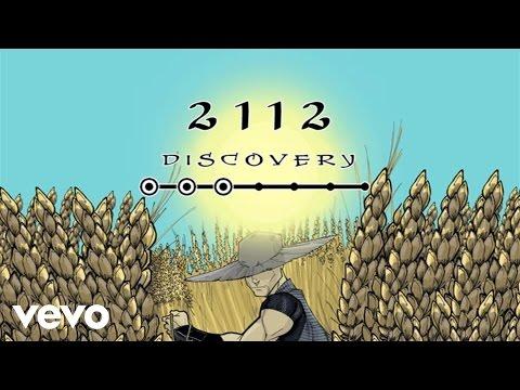 Rush - 2112: Discovery (Lyric Video)