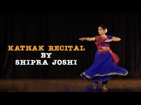 Kathak Recital by Shipra Joshi