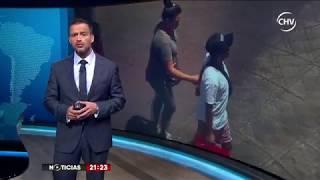 Lanzas acechan el paseo Puente en época navideña   CHV Noticias