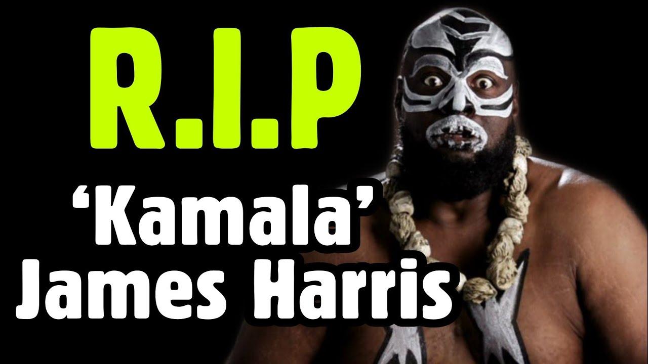 James Harris, who wrestled as Ugandan warrior Kamala, dies at 70