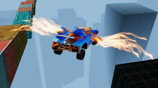 Fly Car Stunt 3 · Game · Gameplay