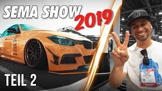 JP Performance - SEMA SHOW 2019 | Part 2