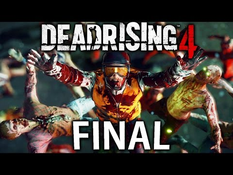 Dead Rising 4 - FINAL ÉPICO!!!!!! [ Xbox One - Playthrough ]
