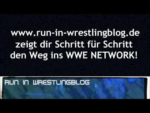 WWE Network Anmeldung mit PayPal Zahlung - Deutsch