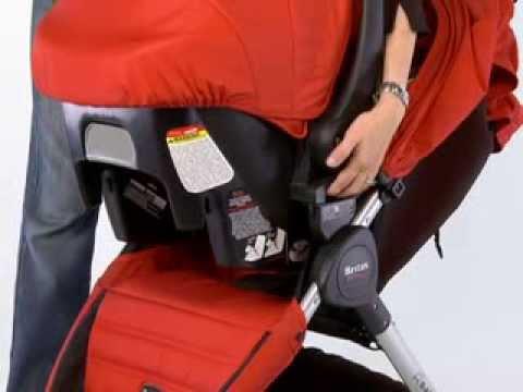 Britax Stoller Click Go System