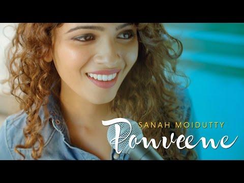 Ponveene (Thalavattam) | Malayalam Cover | Sanah Moidutty