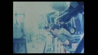 Falklands War : On the QE2 at Southampton 12 May 1982.wmv