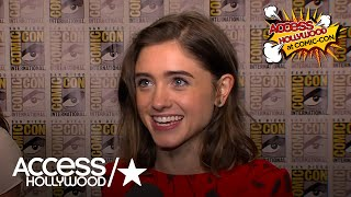 'Stranger Things' At Comic-Con: Natalia Dyer Shares What's In Store For Nancy In S2