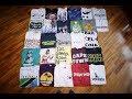 """Как я распродал свои футболки из """"Орла и Решки"""" на благотворительной барахолке."""