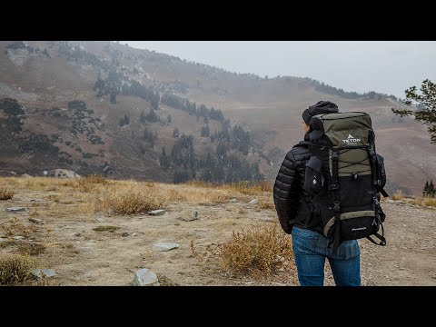 Best Backpack For Camping-TETON Sports Scout 3400 Internal Frame - YouTube 2bed83e94d80e