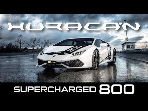 Lamborghini Huracán O.CT 800 mit 805 PS / 810 Nm