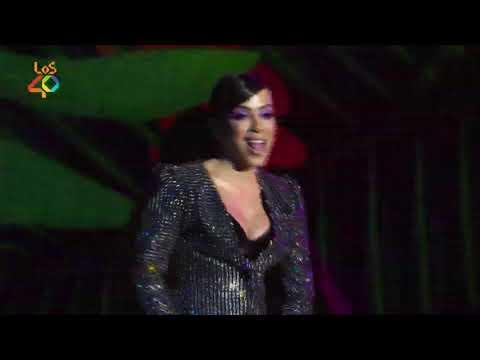 RIP Sofia Reyes & Anitta - Los 40  Awards 2019