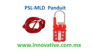 PSL-MLD Panduit - Candado Multiple - Multiple Lockout