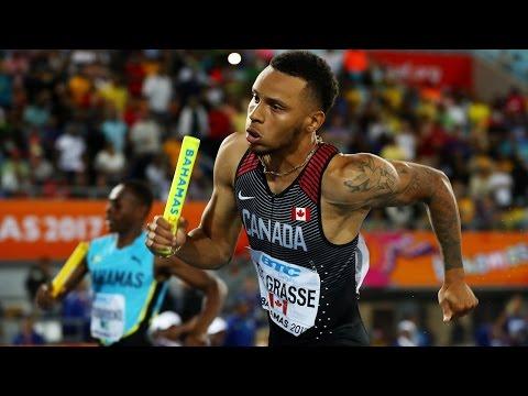 Baton Drop, Medal Win lead Recap of the Weekend's Top Canadian Sport Moments