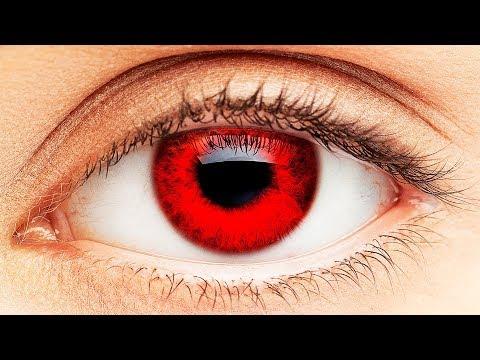 İnsanların Sahip Olabileceği En Nadir 7 Göz Rengi