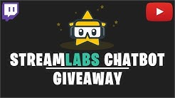 STREAMLABS CHATBOT GIVEAWAY | TUTORIAL (2018) | Deutsch / German
