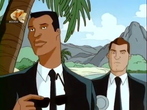 Люди в черном 2 мультфильм